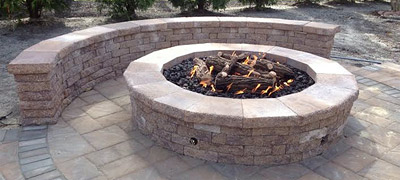 Patio Pavers Fire Pits Outdoor Kitchens South Jersey (Burlington Mercer Camden County NJ)