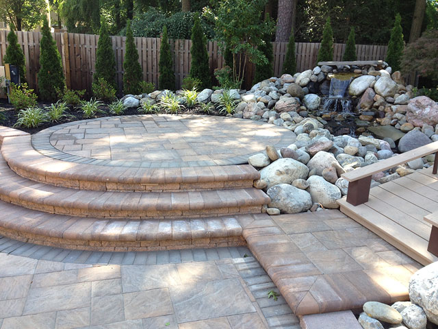 Michaelu0027s Landscape Design Is An EP Henry Authorized Contractor Providing  Landscape Design, Patio Work, Pavers U0026 Walkways, Fire Pits, Outdoor  Kitchens, ...